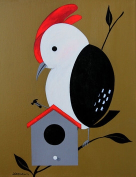 Carpenter Bird