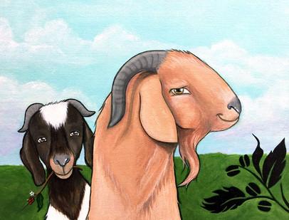 Goat Duo