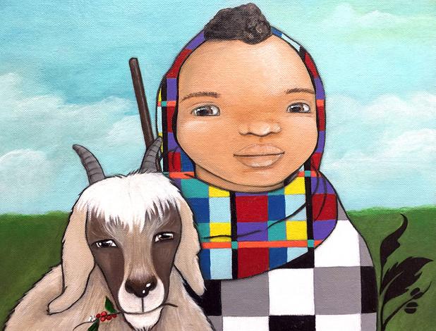 Kaldi and a Goat