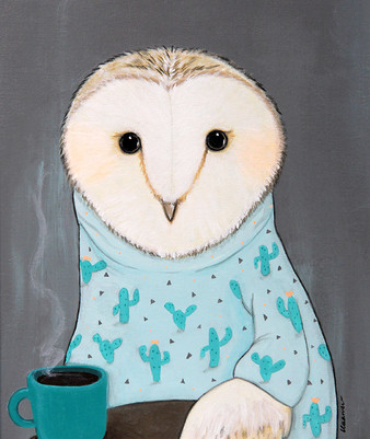 Augustus Owl