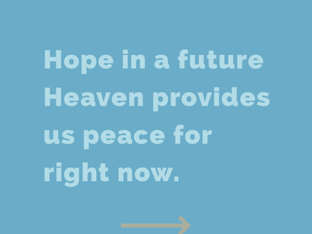 Hoping in Heaven