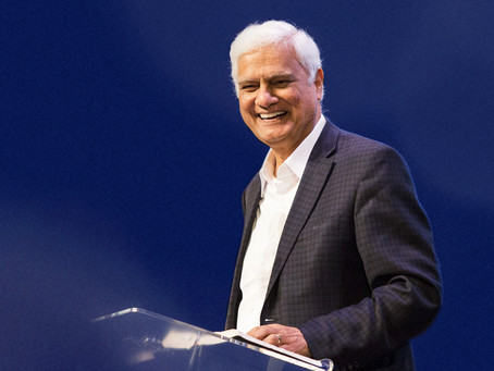 Three lessons I learned from ravi zacharias