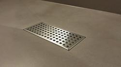 guest sink beige detail