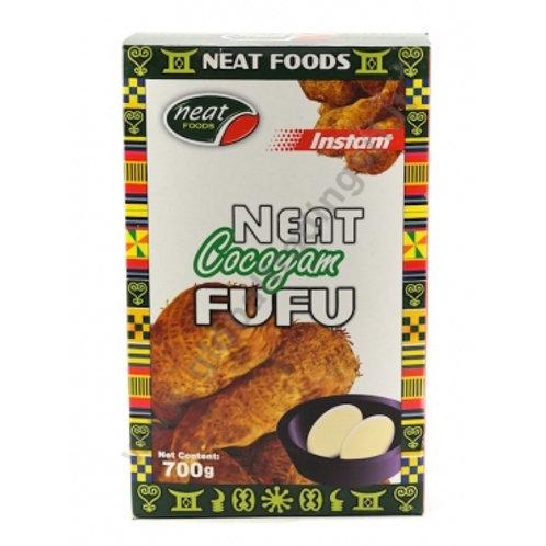 Neat Cocoyam Fufu