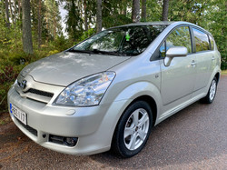Toyota Corolla Verso SOL RBZ-117