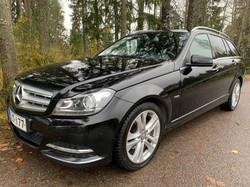 Mercedes-Benz C250CDI 4Matic