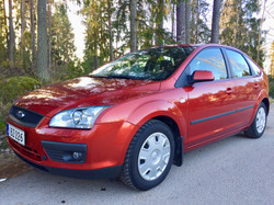 Ford Focus 1.6i IBZ-226