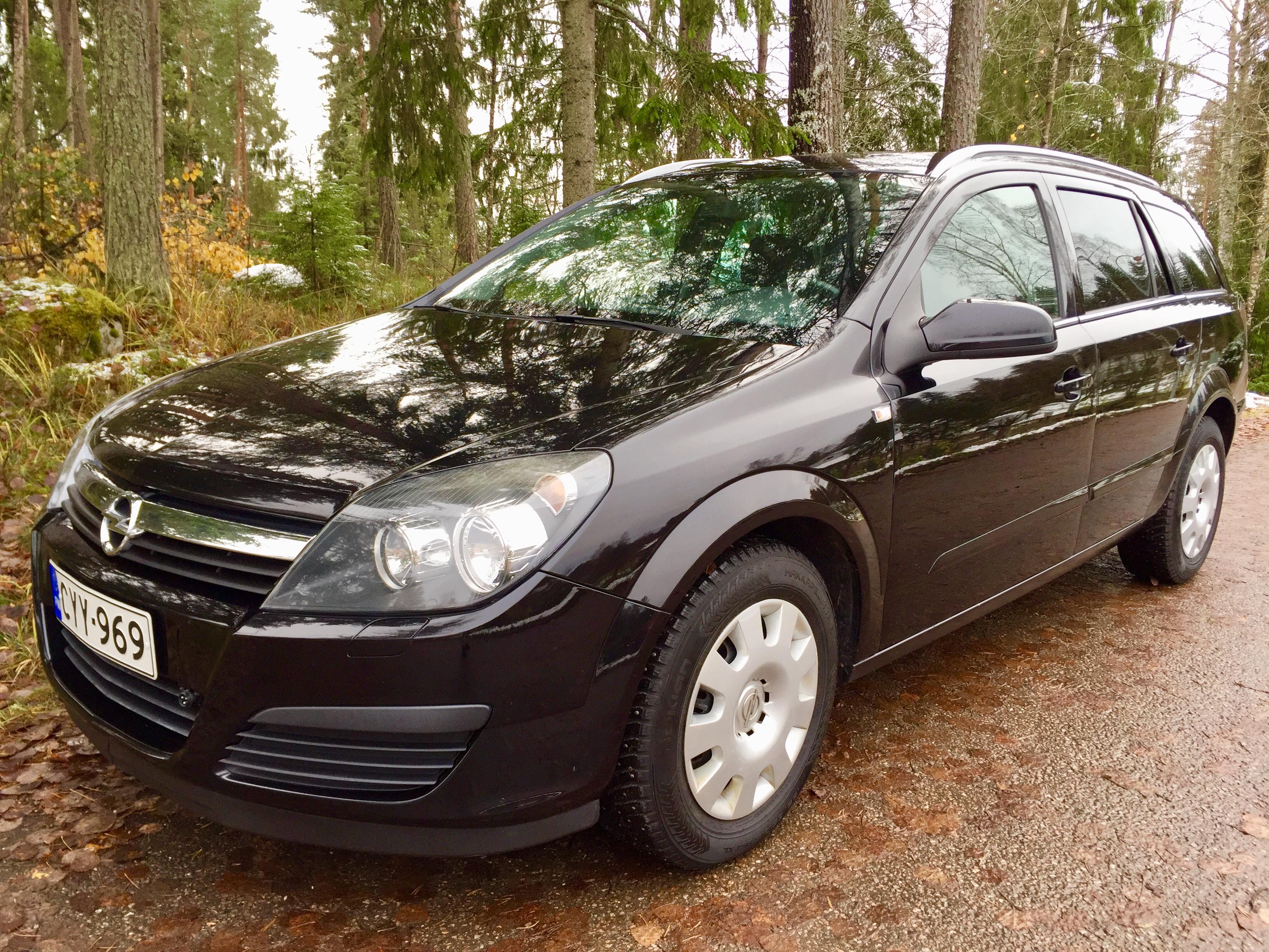 Opel Astra 1.8 AUT CYY-969