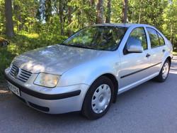 VW BORA 1,6 AUT, 167tkm