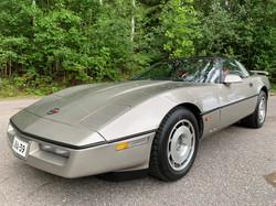 CORVETTE 5.7 V8 1987 TARGA Ajaton Klassikko
