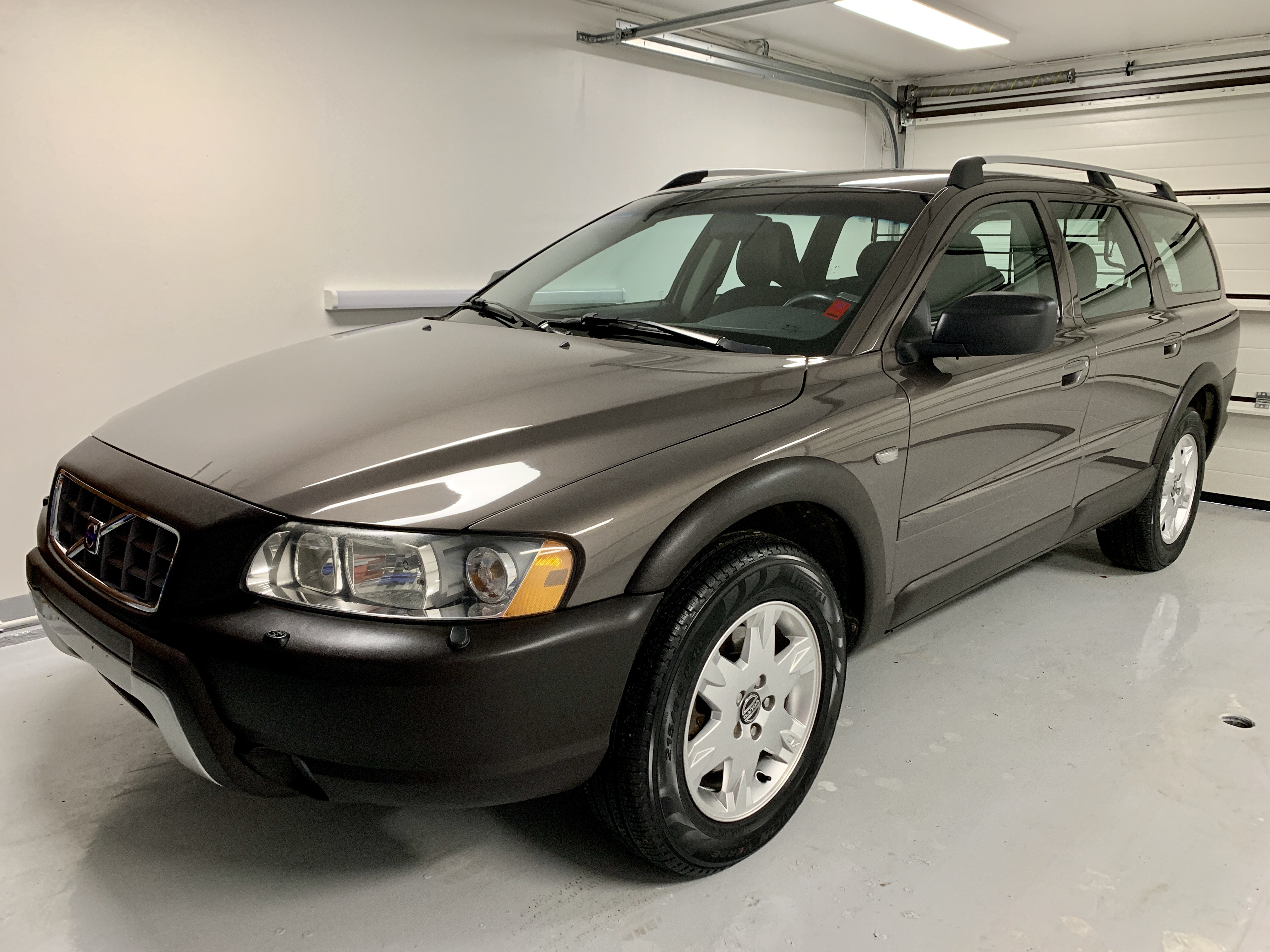 VOLVO XC70 2.5T AUT AWD CrossCountry