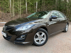 Mazda 6 2.0 AUT. 5d. Business YHU-115