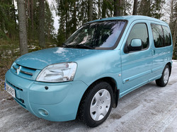 Citroen Berlingo 1.6i Multispace OBG-687