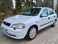 Opel Astra 1.6i Sport 5d HYV-979