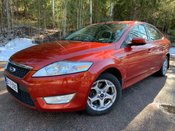 Ford Mondeo 1.6 Trend Design BTY-592
