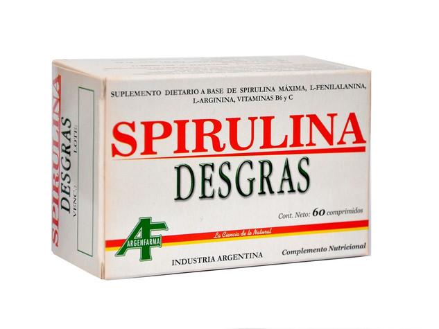DESGRAS SPIRULINA