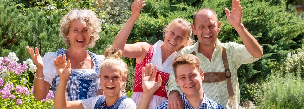 """Aufnahmeserie Gastgeber """"Urlaub auf dem Bauernhof - Widmannhof"""""""