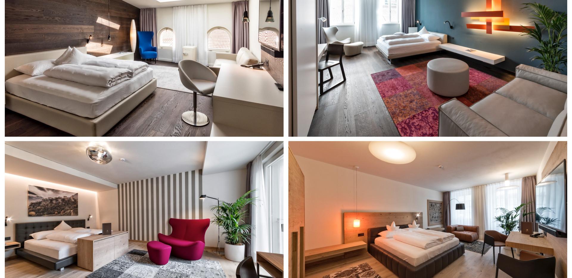"""Cityhotel """"Suite Seven"""" in Meran"""