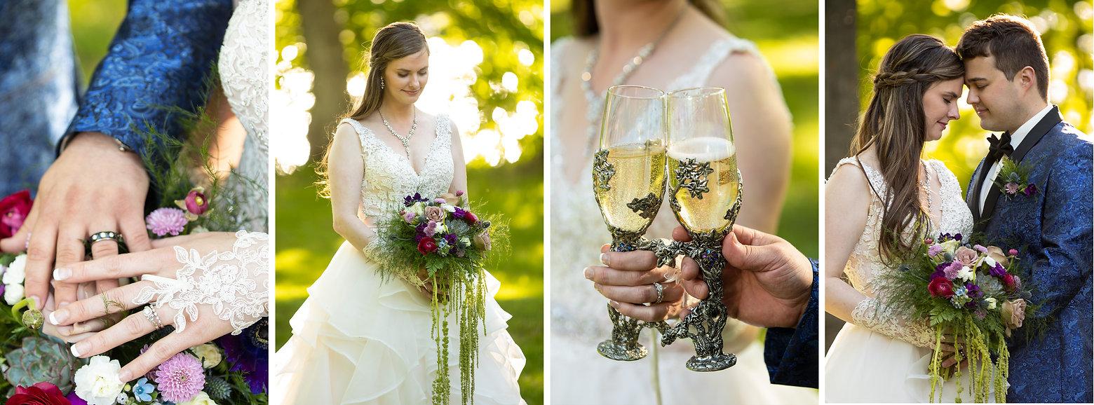 Wedding photographer Minneapolis St. Paul