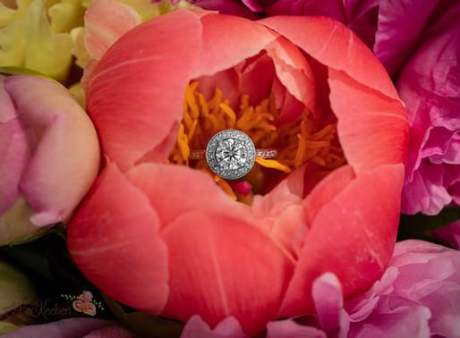 Intimate Backyard Garden Wedding | Tim & Ashley