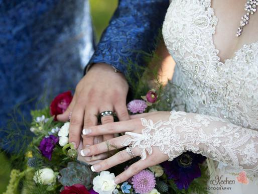 Covid Wedding Elopement |Ojiketa Regional Park