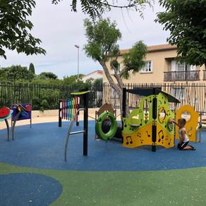 Aire de jeux du Grand Jardin – Villeneuve-lès-Maguelone