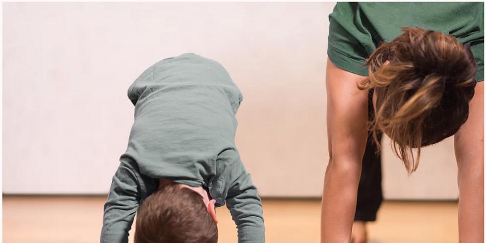 Yoga Ludique pour les tout-petits