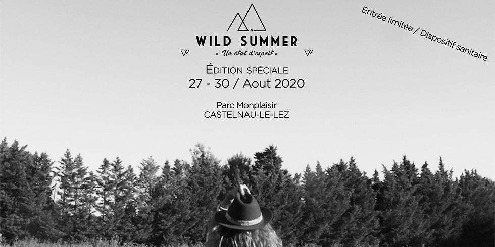 {ANNULÉ} Festival Wild Summer 2020