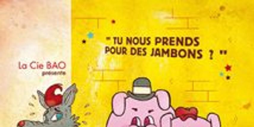 Les trois petits cochons : Opéra Pork