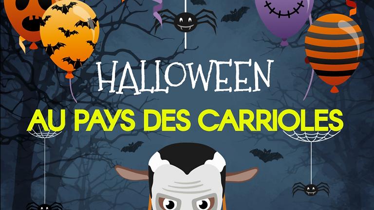 Halloween Au pays des Carrioles