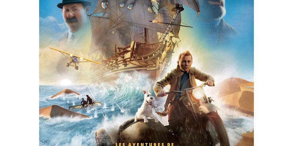 Cinéma jeunesse : Les Aventures de Tintin, le secret de la licorne