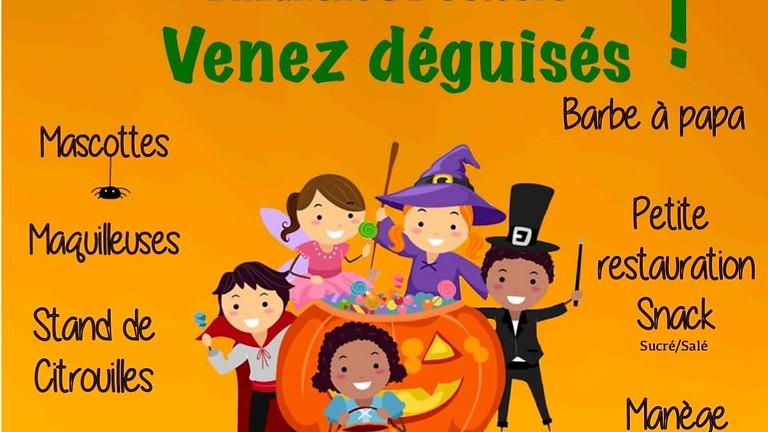 Halloween au Parc du Levant