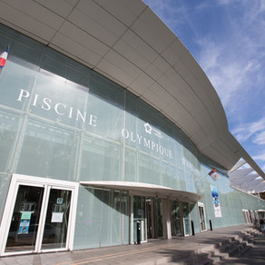 Piscine olympique d'Antigone - Montpellier