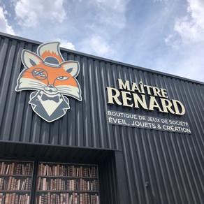 Maitre Renard - Lattes