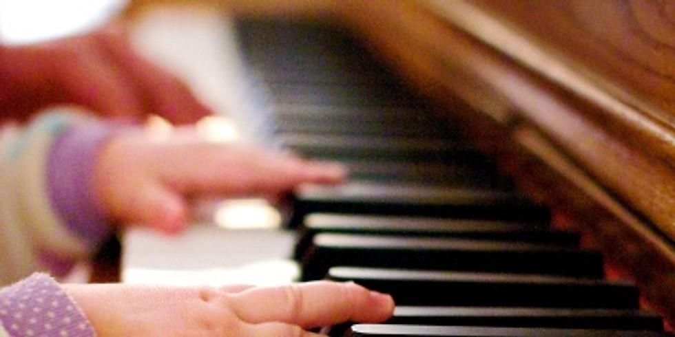 """Atelier """"Bébés musiciens"""""""