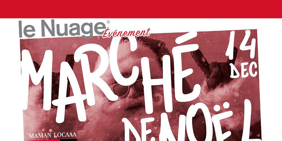Marché de noël - Le Nuage