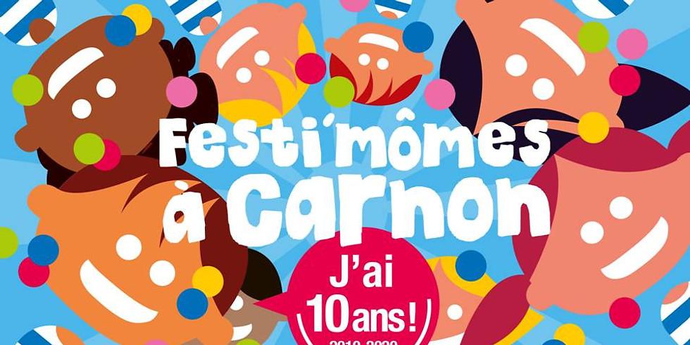 "Festimômes - ""J'ai 10 ans"""