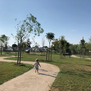 Le parc des serres - Lattes-Maurin