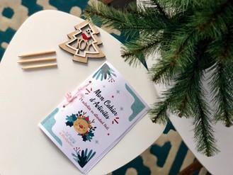 Mon Cahier d'Activités: 24 activités en attendant Noël