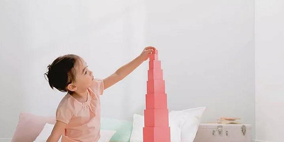 Atelier Pédagogie Montessori