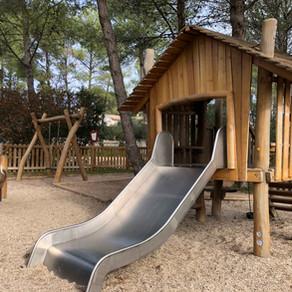 Aire de jeux du bois de Las Bouzigues - Jacou
