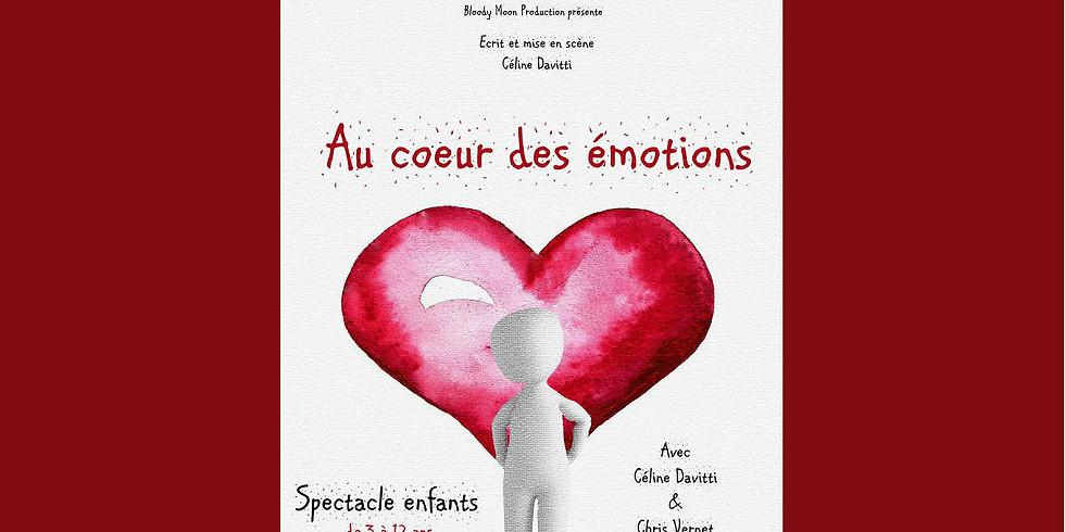 """Spectacle """"Au coeur des émotions"""""""