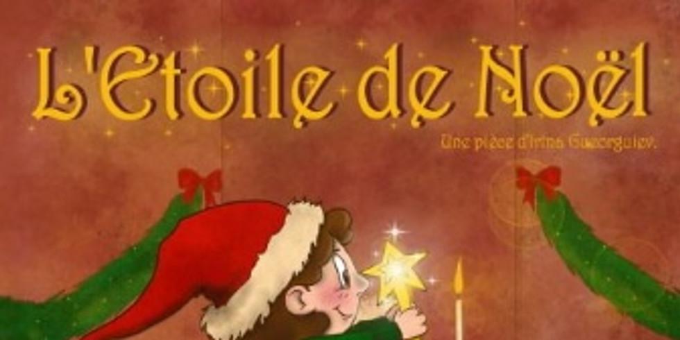 {ANNULÉ} L'étoile de Noël