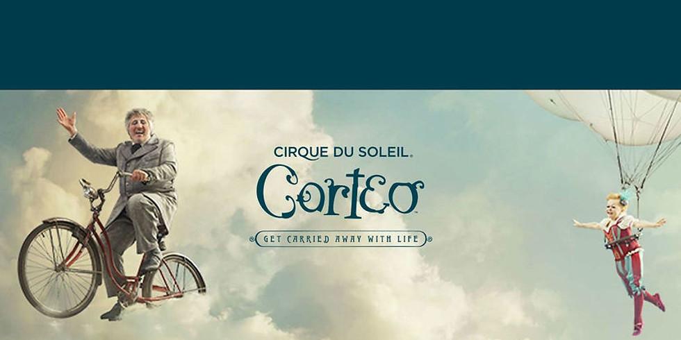 {ANNULÉ} Corteo - Cirque du soleil
