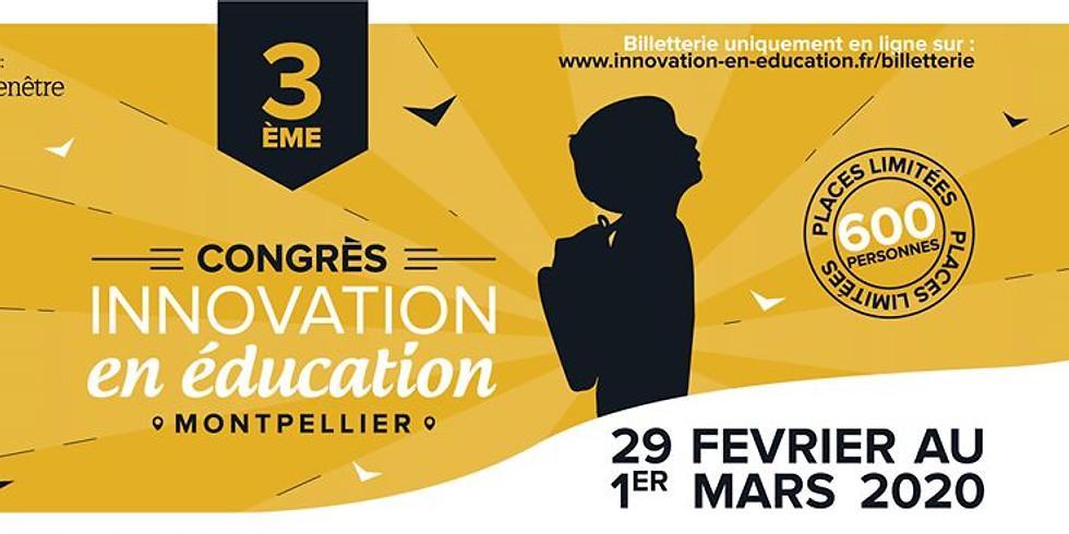 3ème Congrès Innovation en Education