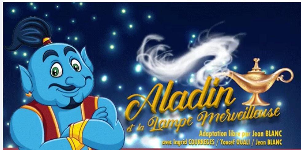 {ANNULÉ} Aladin et la lampe merveilleuse