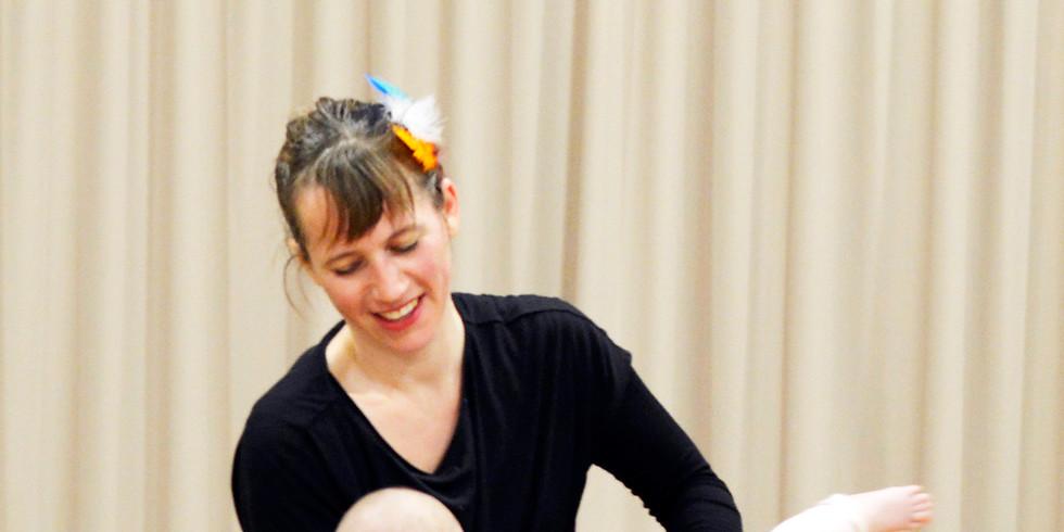CAIRN initiation danse pour les bébés