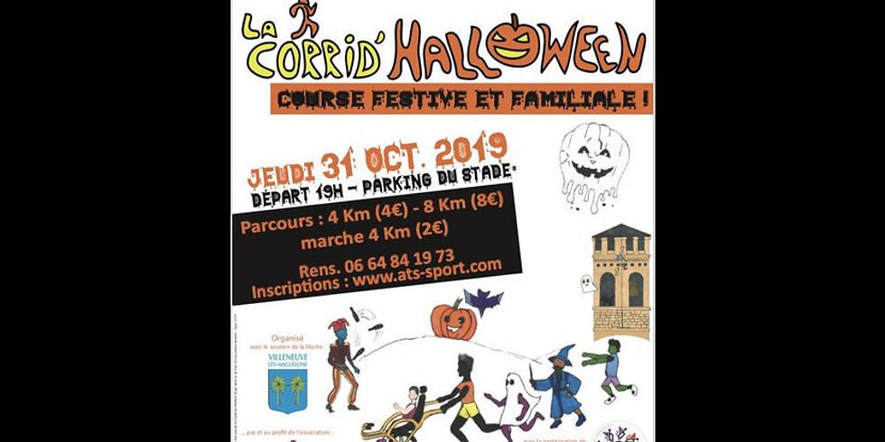 La Corrid'Halloween