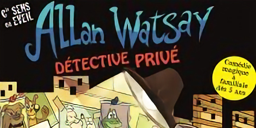 Allan Watsay, détective privé