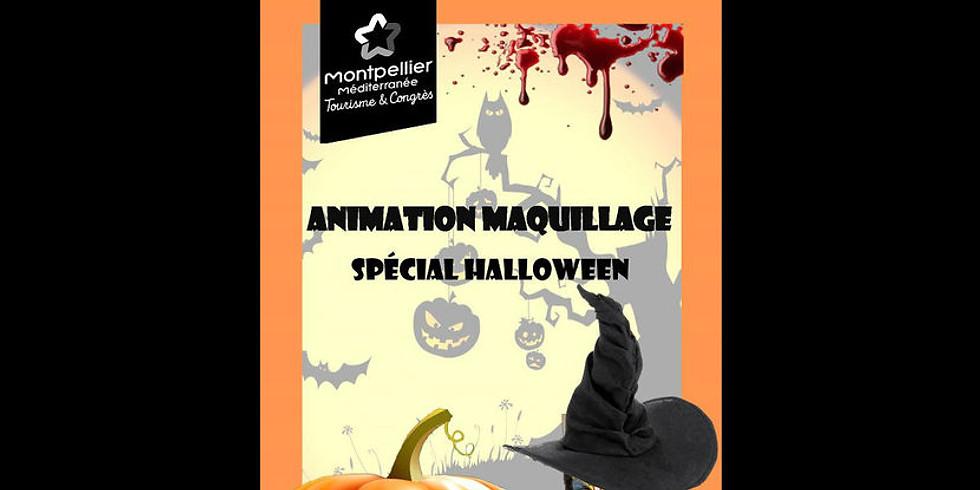 Animation - Halloween à l'Office de Tourisme